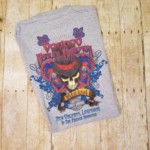 Harley Davidson's Tshirt NOLA